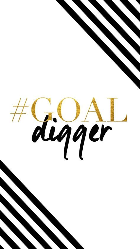 Lock Screen Gold Black Wallpaper Iphone by White Gold Screens And Goal Digger On