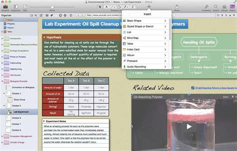 curio mac english evernote app center
