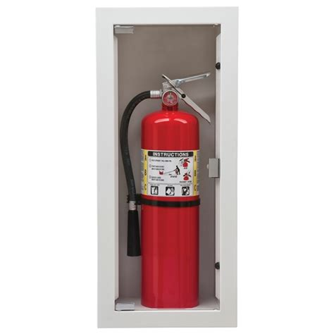 semi recessed fire extinguisher cabinet revit cabinets