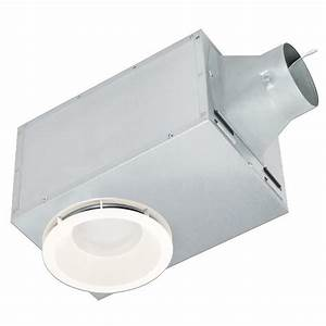 Recessed Led Light Exhaust Fan