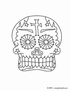 Crane Mexicain Dessin : coloriages masque cr ne colorier ~ Melissatoandfro.com Idées de Décoration
