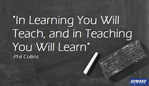 U0026quot In Learning You Will Teach  And In Teaching You Will