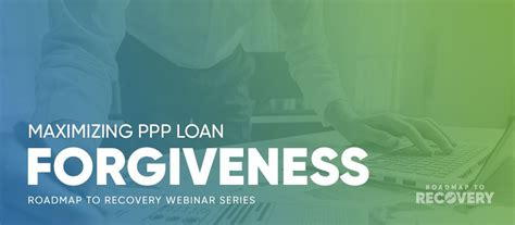 cfo roadmap  recovery maximizing ppp loan