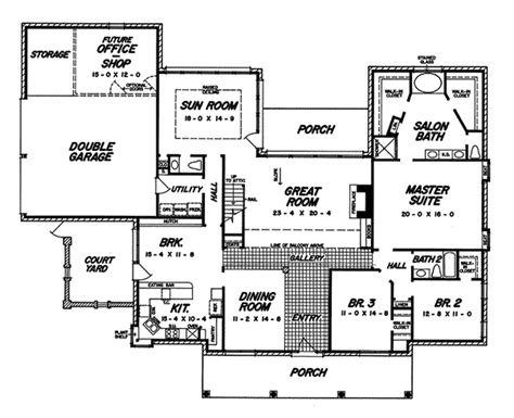 southern plantation floor plans darvell southern plantation home plan 060d 0053 house