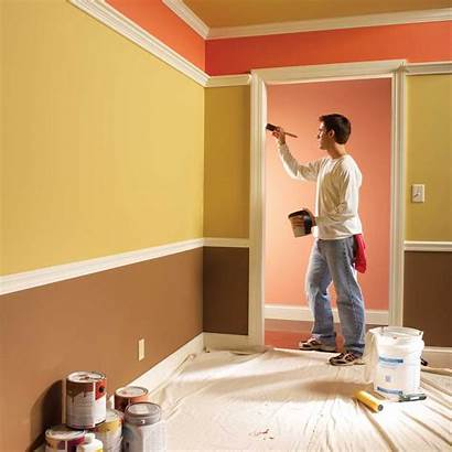 Painting Interior Tips Techniques Paint Wall Diy