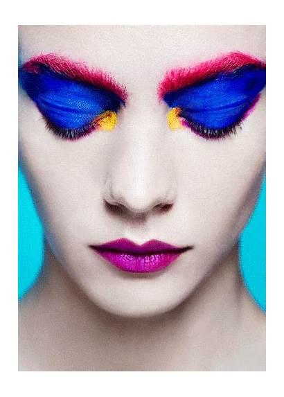 Makeup Bold Bright Pretty Hair Creem Offbeat