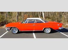 JoHan 1962 Chrysler body or roof Scale Auto Magazine