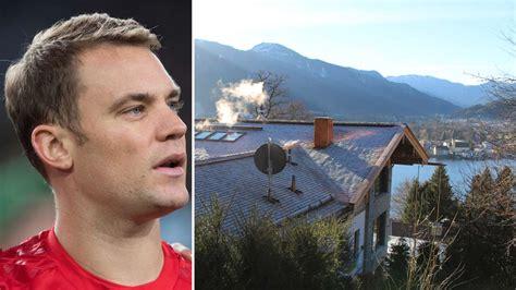 Manuel Neuer Ist In Sein Traumhaus Am Tegernsee Eingezogen