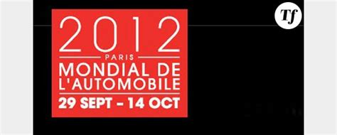 Mondial Auto Paris 2012 Une Visite Guidée En Direct Live