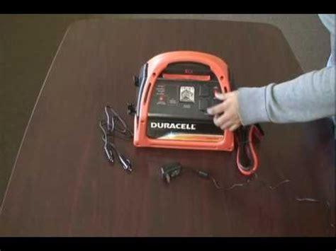 duracell powerpack  ac dc usb car jump starter