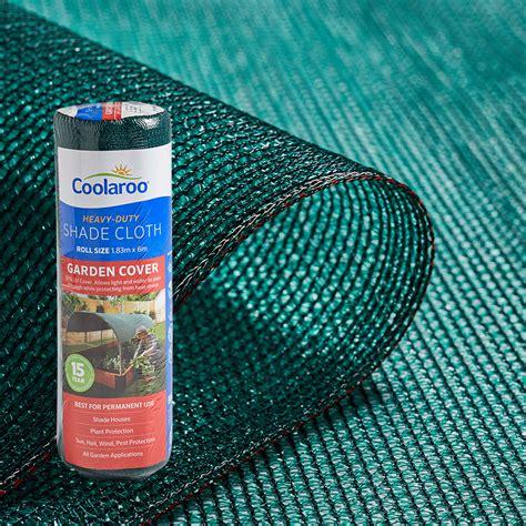 garden cover  shade cloth coolaroo