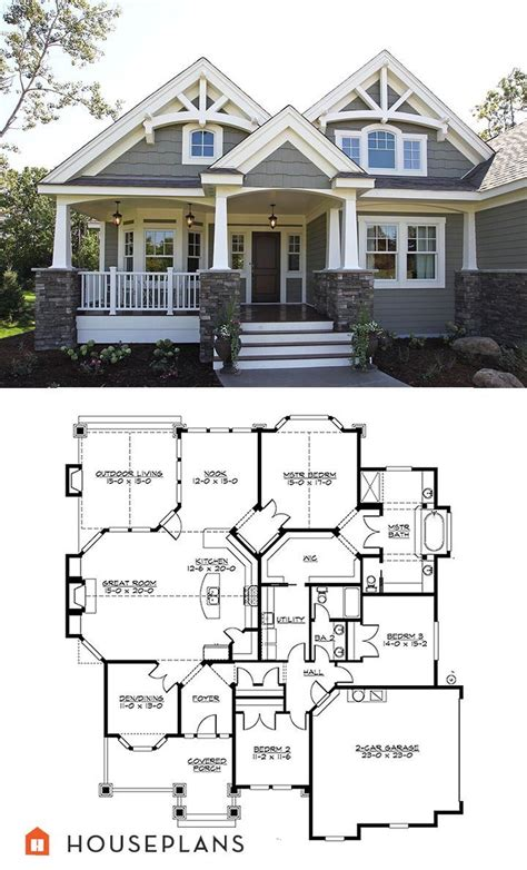 bungalow style house plans 60 best bungalow style images on house floor