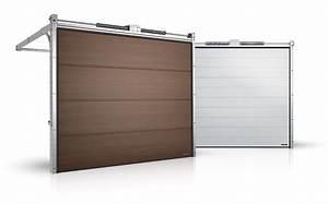 Dimension Porte De Garage Sectionnelle : porte de garage sectionnelle industrimat fermetures ~ Edinachiropracticcenter.com Idées de Décoration