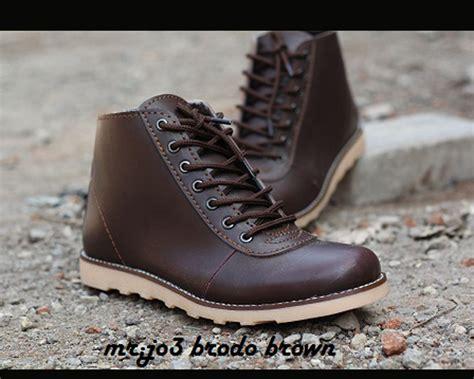 sepatu mr joe boots bdc sepatu handmade