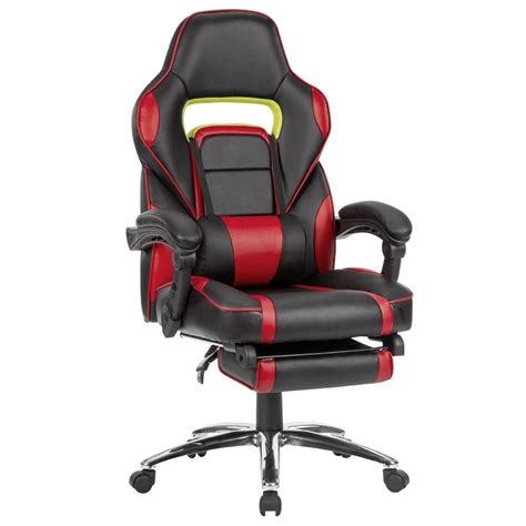 chaise mal de dos high back gaming computer chair langria