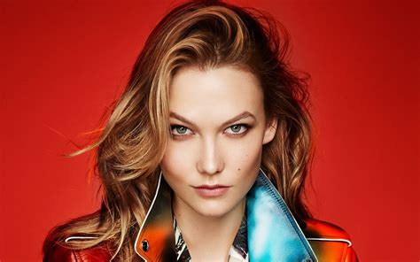 Karlie Kloss Face Makeup Wallpaper Xpx