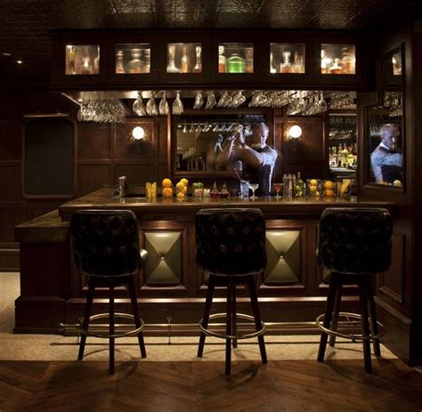 Bar Interior Design by Awesome Interior Bar Lounge Designs