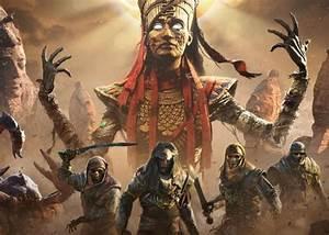 Assassin's Creed Origins Season Pass - Curse of the ...