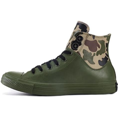 converse  men chuck taylor  star camo rubber sneakers
