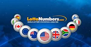 Latest Lotto Numbers Most Recent Winning Numbers