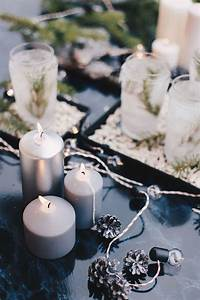 Dekoideen Herbst Winter : winter diy eis teelichter terrasse do it yourself idee draussen anleitung natur interior blog ~ Markanthonyermac.com Haus und Dekorationen