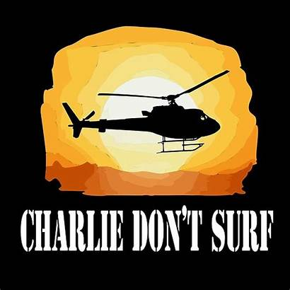 Apocalypse Surf Charlie Don Poster Redbubble