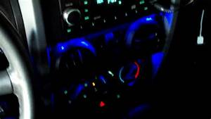 Jeep Wrangler Jk Blue Dash Lighting Led