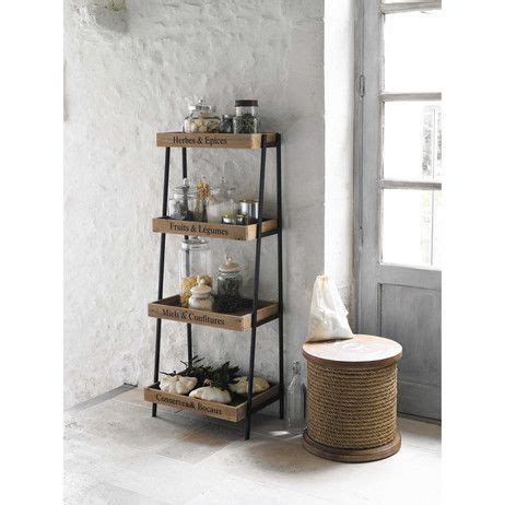 Etagere Wood L by 201 Tag 232 Re En M 233 Tal Et Bois L 52 Cm Home Is Where The
