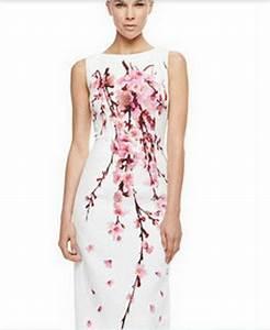 Robe De Printemps : robe style fleuri vesna mode 2018 robe de soir e robe de cocktail ~ Preciouscoupons.com Idées de Décoration