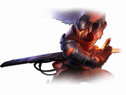 Legends League Transparent Yasuo Champions Zed Clipart