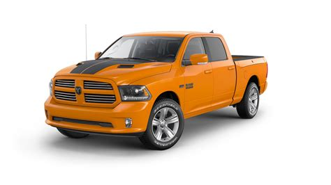 new truck models ram introduces two new sport editions for its 1500 pickup