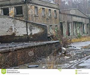 Abandoned Industrial Buildings Royalty Free Stock Photo ...