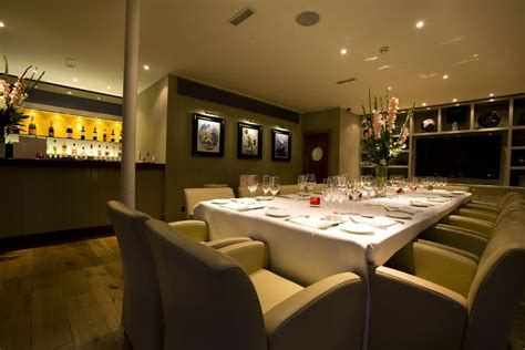 Luxury Private Dining Rooms At Beaufort House Chelsea