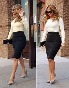 How To Wear A High Waisted Skirt   Fashion Skirts