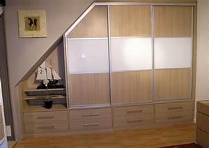 Meuble Pour Comble : portes coulissantes placard ikea 7 placard sous comble ~ Edinachiropracticcenter.com Idées de Décoration