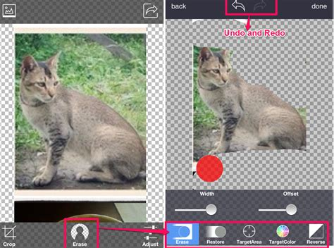 Free Image Background Remover Free Iphone Photo Background Remover App Background Eraser