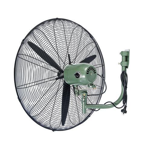 wall mounted fans industrial wall mount fan 750mm beaver brands