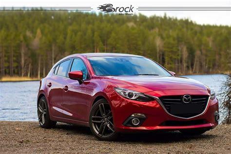 Mazda 3 Rc Design Rc29 Ds Brock Alloy Wheels