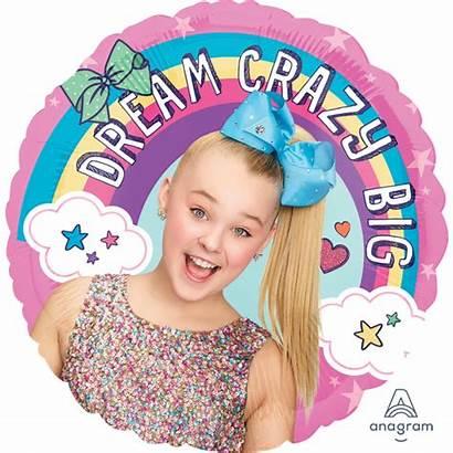 Jojo Siwa Birthday Dream Crazy Balloon Round