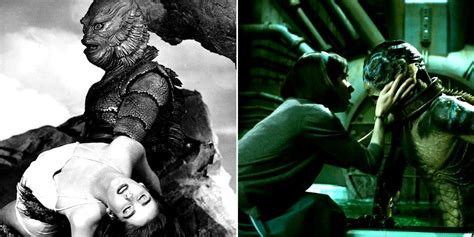 The Shape of Water Essentially Remade Creature From The ...