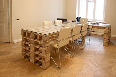 bureau bois de bureau en palette de bois mzaol com