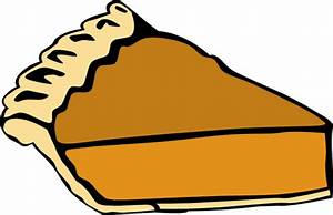 Pumpkin Pie Clip Art at Clker.com - vector clip art online ...