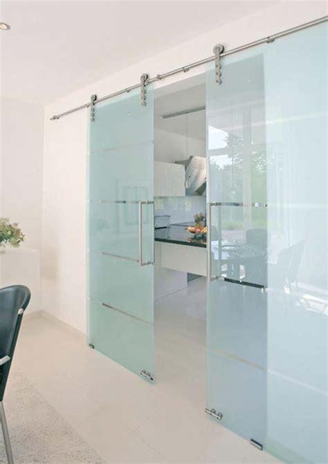 porte de bureau en verre 33 idées de portes coulissantes déco