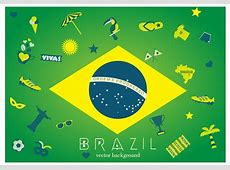 Brazil Background Download Free Vector Art, Stock