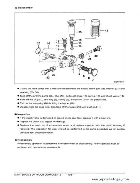 daewoo doosan d1146 ti de08tis engine shop manual pdf