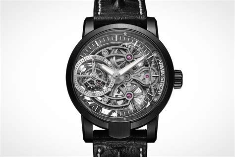 Armin Strom - Tourbillon Skeleton Earth | Time and Watches ...