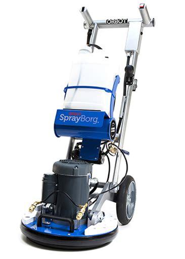hos orbot op machine  sprayborg   oscillating
