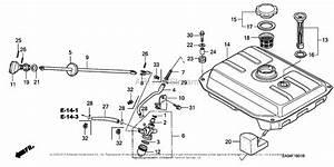 Honda Ex5500k2 A  B Generator  Jpn  Vin  Ea1