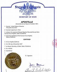 image gallery legalize a birth certificate With how to get a document apostille in florida