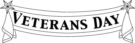 veterans day clipart veterans black and white clipart